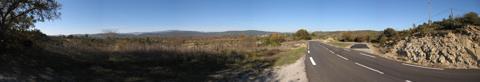 Panorama Pic Saint Loup